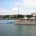 Neubau einer Sommer - Spa für die Autostadt Wolfsburg