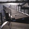 Bootsdurchfahrt im Rahmen des Sommerevents